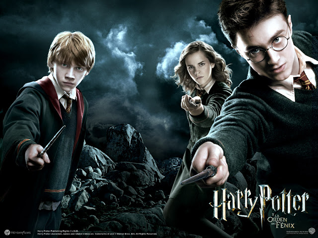 Harry potter saga - bluray 1080p (mega) - Identi