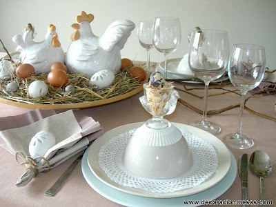decoracion mesa pascua 1