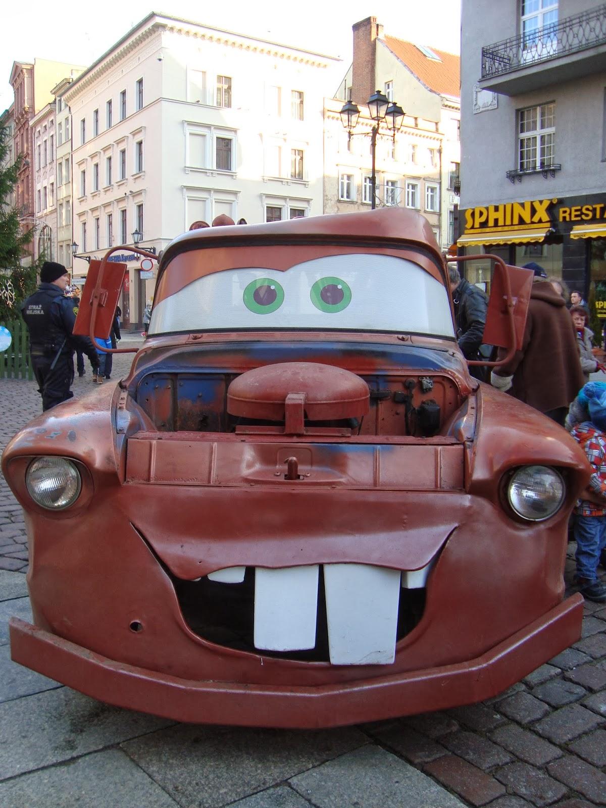 Złomek, Auta, Samochody