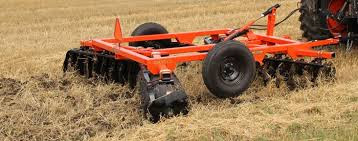 Land pride disc harrow