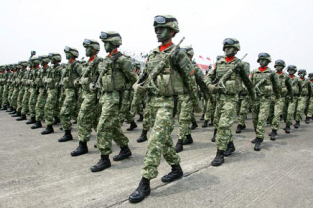 Kostrad Rencanakan Latihan Bersama AD Jepang