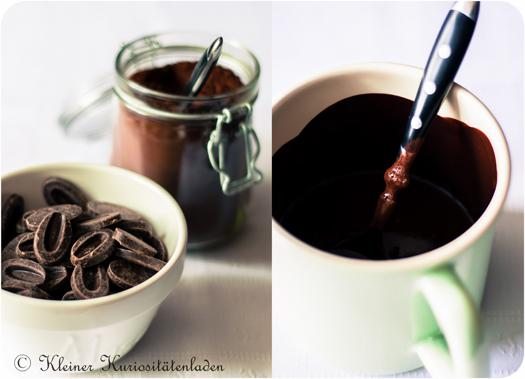 Valrhona-Kuvertüre und -Kakao