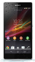 Harga Sony Xperia Z Terbaru Bulan April 2013