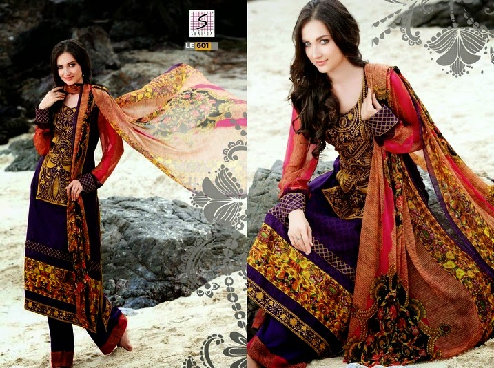 Latest Summer dresses collection by Shaista