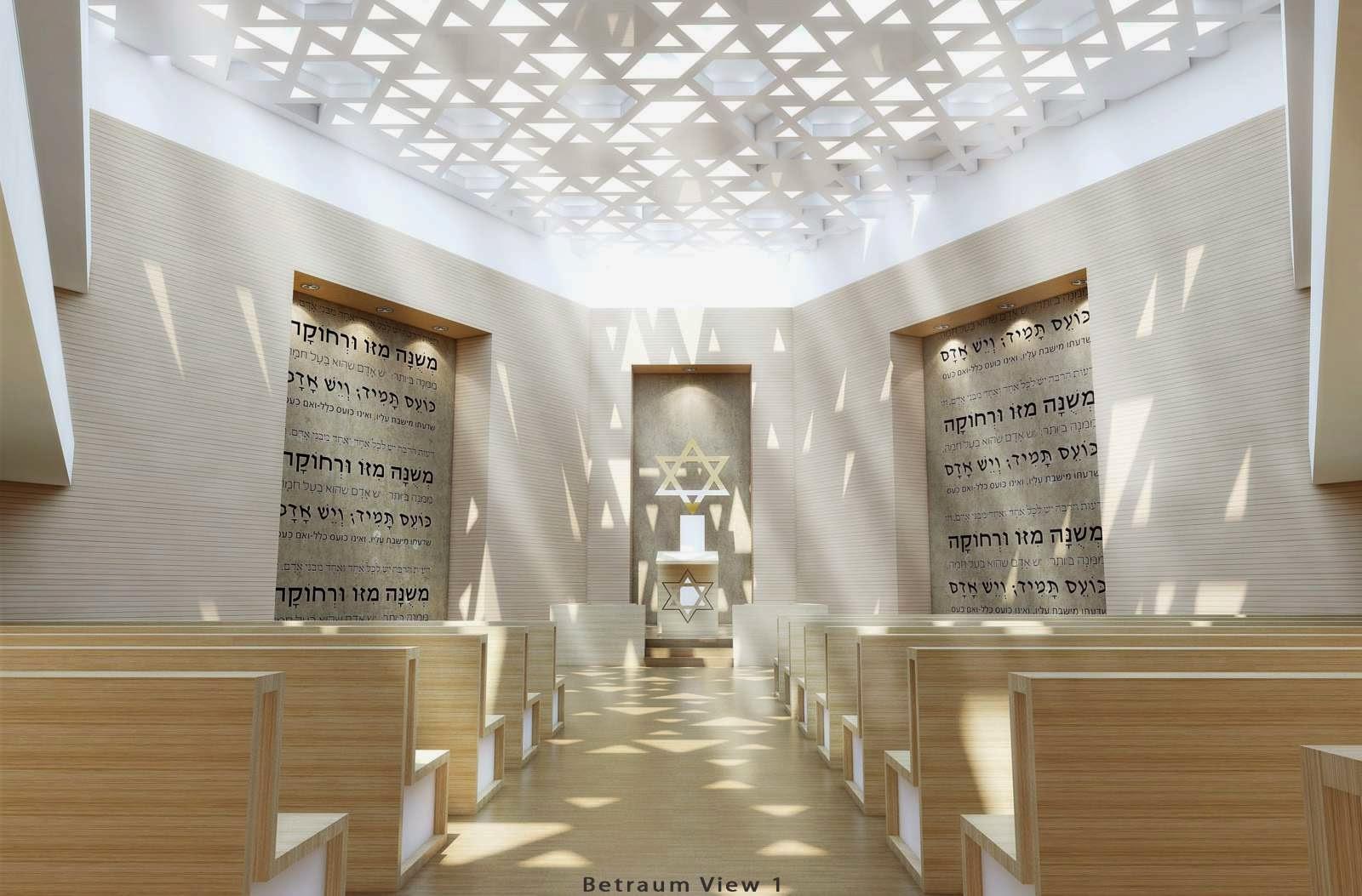 05-New-Sinagoga-in-Koblenz-por-Herrmanns-Architekten