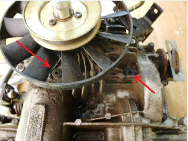 Murray Lawn Tractor Hydrostatic Transmission : Murray peerless c transaxle issues