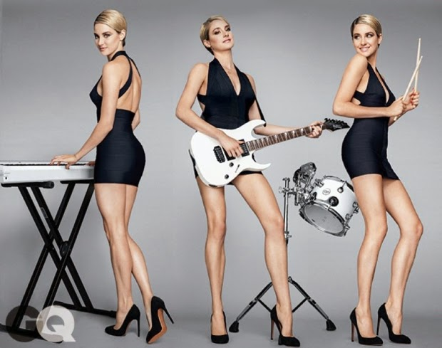 Sexy title! Shailene Woodley Crush of the Year | Elected by the GQ