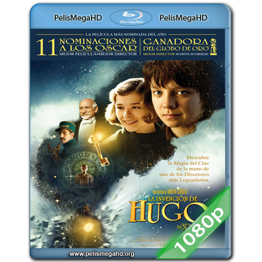 LA INVENCION DE HUGO (2011) FULL 1080P HD MKV ESPAÑOL LATINO