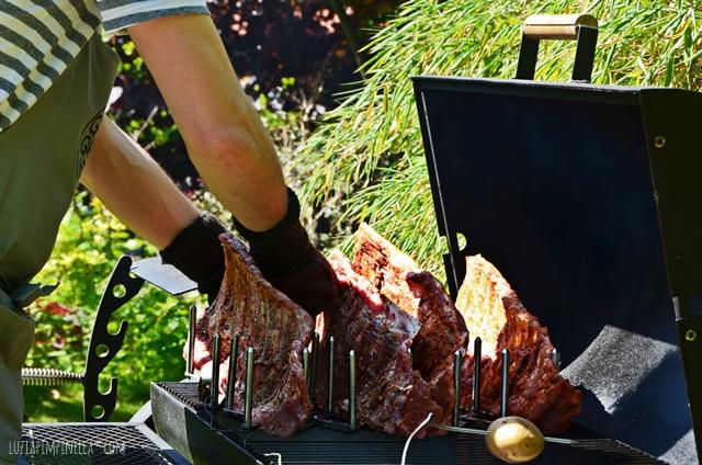 BBQ & grill love | smoker tipps spareribs | luzia pimpinella