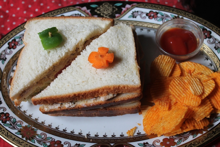 Triple Club Sandwich Recipe
