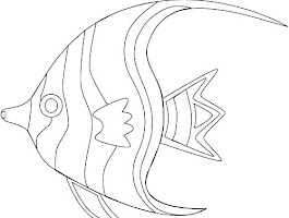 Whale Shark Coloring Pages Free