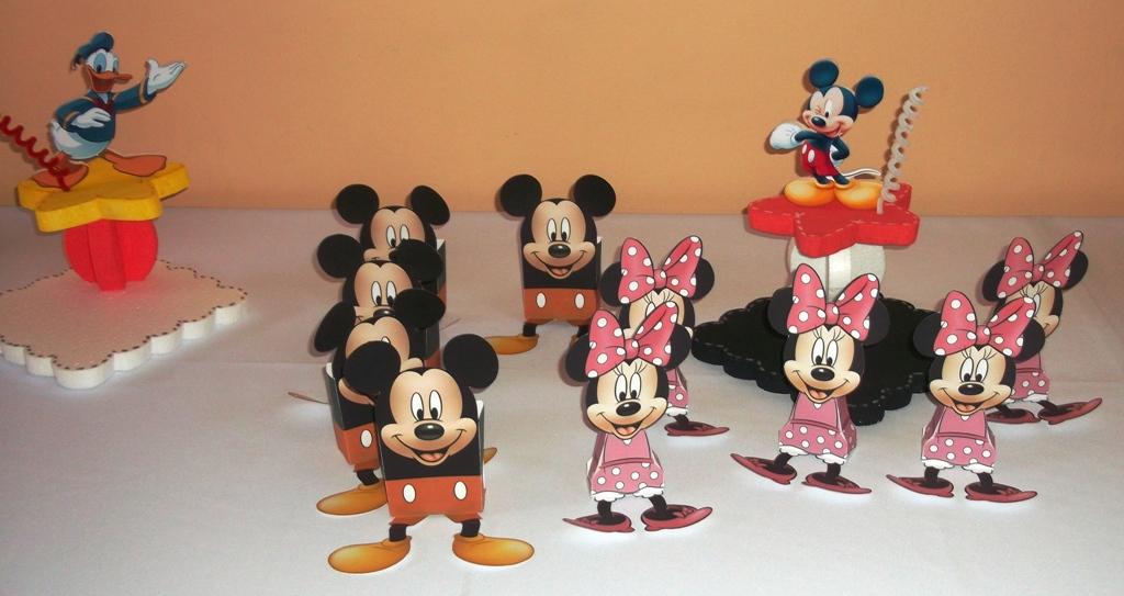 Decoracion Aniversario Empresa ~ Decoraci?n Cumplea?os Tem?tica Mickey, de todo para el cumplea?os