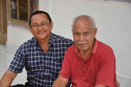 Bersama Bp.Christian  P.A.Umemanekan SoE-NTT