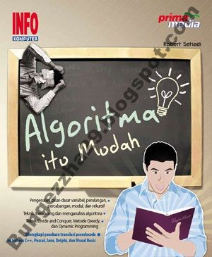 Download Modul Algoritma Dan Struktur Data