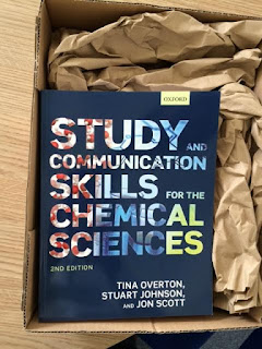 http://www.amazon.co.uk/Study-Communication-Skills-Chemical-Sciences/dp/0198708696/ref=sr_1_1?ie=UTF8&qid=1433407215&sr=8-1&keywords=Study+and+Communication+Skills+for+the+Chemical+Sciences