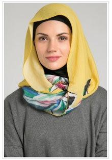 Aneka Gambar Hijab Modern Untuk Kuliah Terpopuler