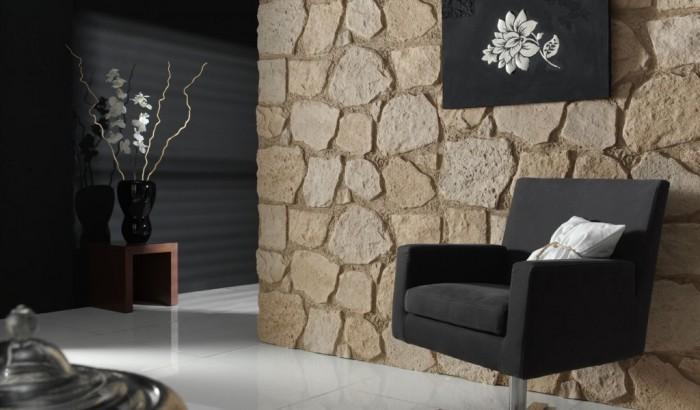 Tarima flotante merbau revestimiento para paredes panel for Piedras para decorar paredes