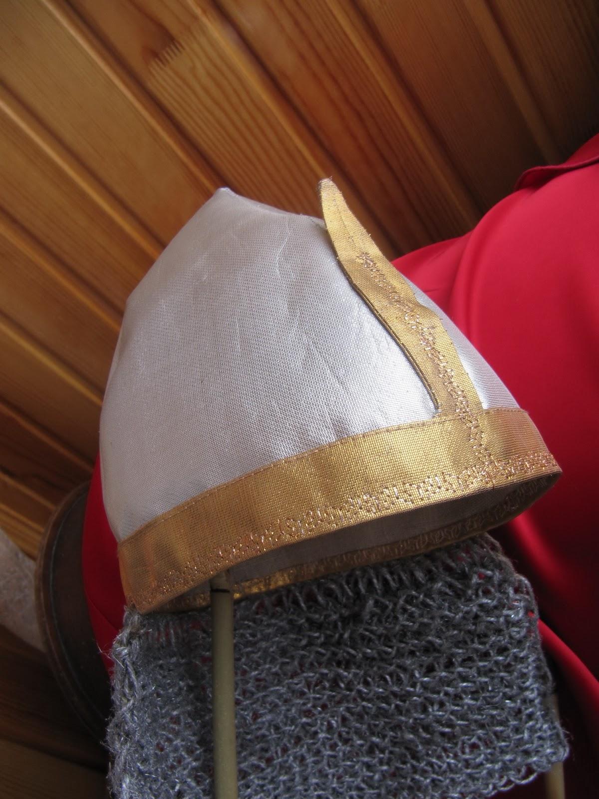Шлем богатыря из пластиковой бутылки своими руками