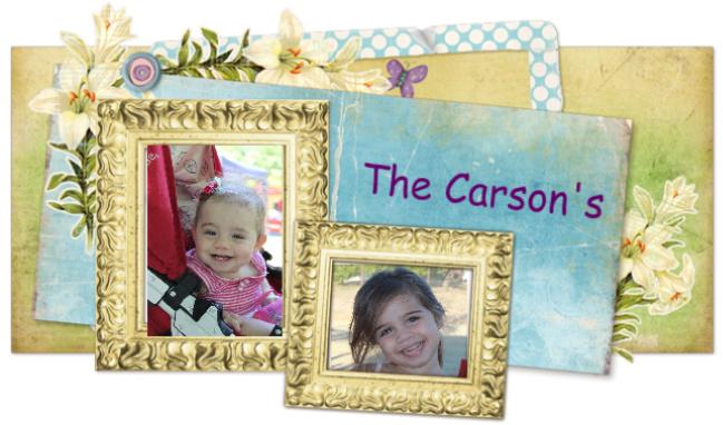 The Carson's