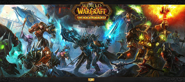 wow-world-of-warcraft cataclysm