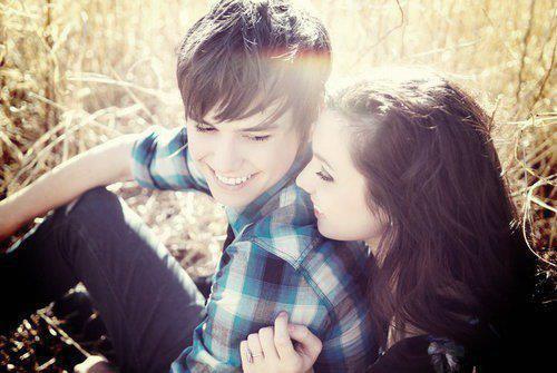Cuando encuentre el amor, voy a ser feliz