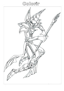 Desenhos do Yi Gi Oh