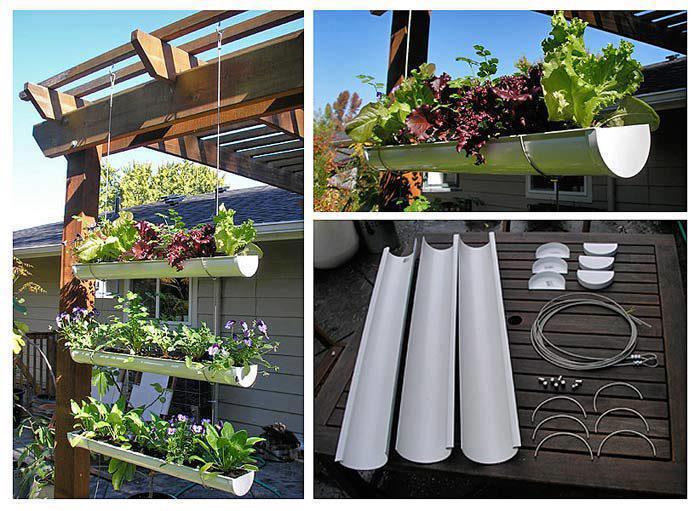 jardim vertical horta : jardim vertical horta:Horta vertical Como fazer [dicas-passo a passo] Redecorando sua Casa
