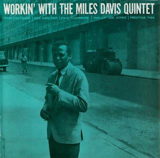 Workin'- Miles Davis