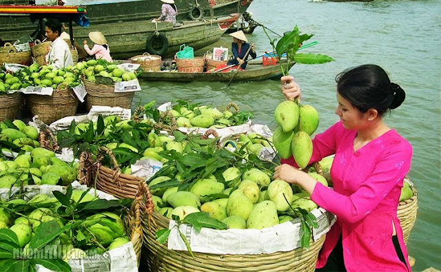 Cai Be (Tien Giang) Vietnam  city photo : Discover Vietnam: Tien Giang province « Vietnam Visa Services