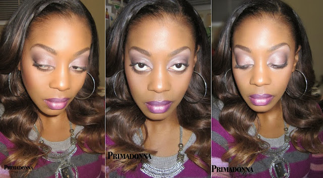 Urban Decay Naked 2 & Naked 3 combined ideas looks inspiration for dark skin black african american women of color