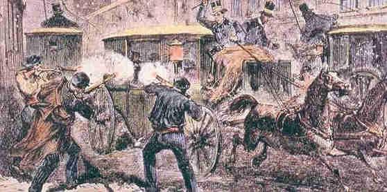 Juan Prim y Prats, asesinato