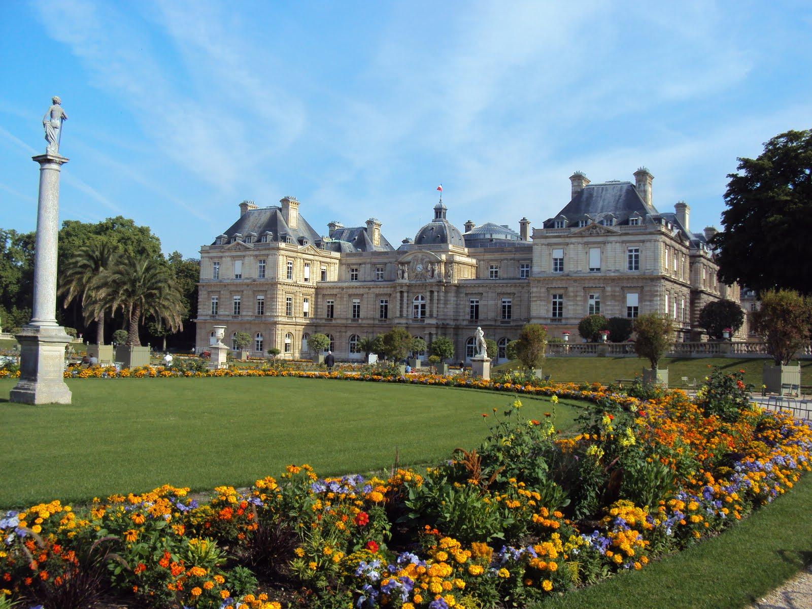 Blog do fog de thais curia le jardin du luxembourg for Le jardin paris 9
