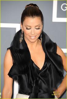 5 Eva Longoria no Grammy 2011