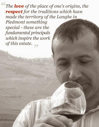 Claudio Fenocchio wines in Barolo, Piedmont