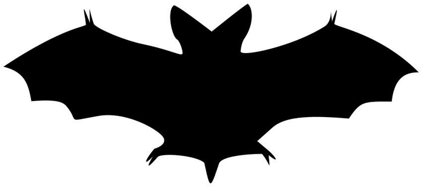 Halloween Bat Clipart ...