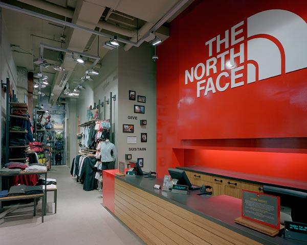 the north face tienda madrid