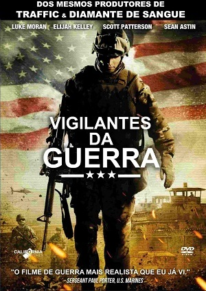 Filme Vigilantes da Guerra BluRay 2014 Torrent