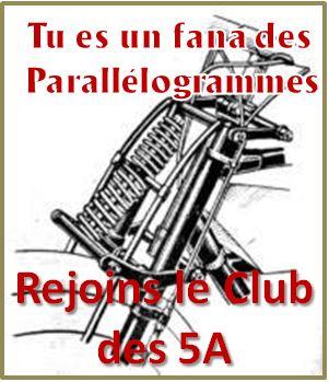 ADHÉREZ AU CLUB DES 5A