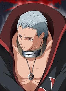 Hidan in Narutoclass=cosplayers