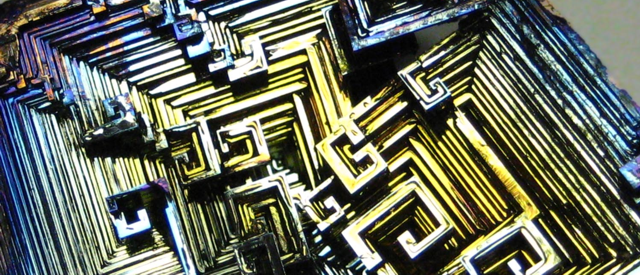 Grow Bismuth Crystals