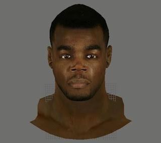 NBA2K Paul Millsap Face Texture Update