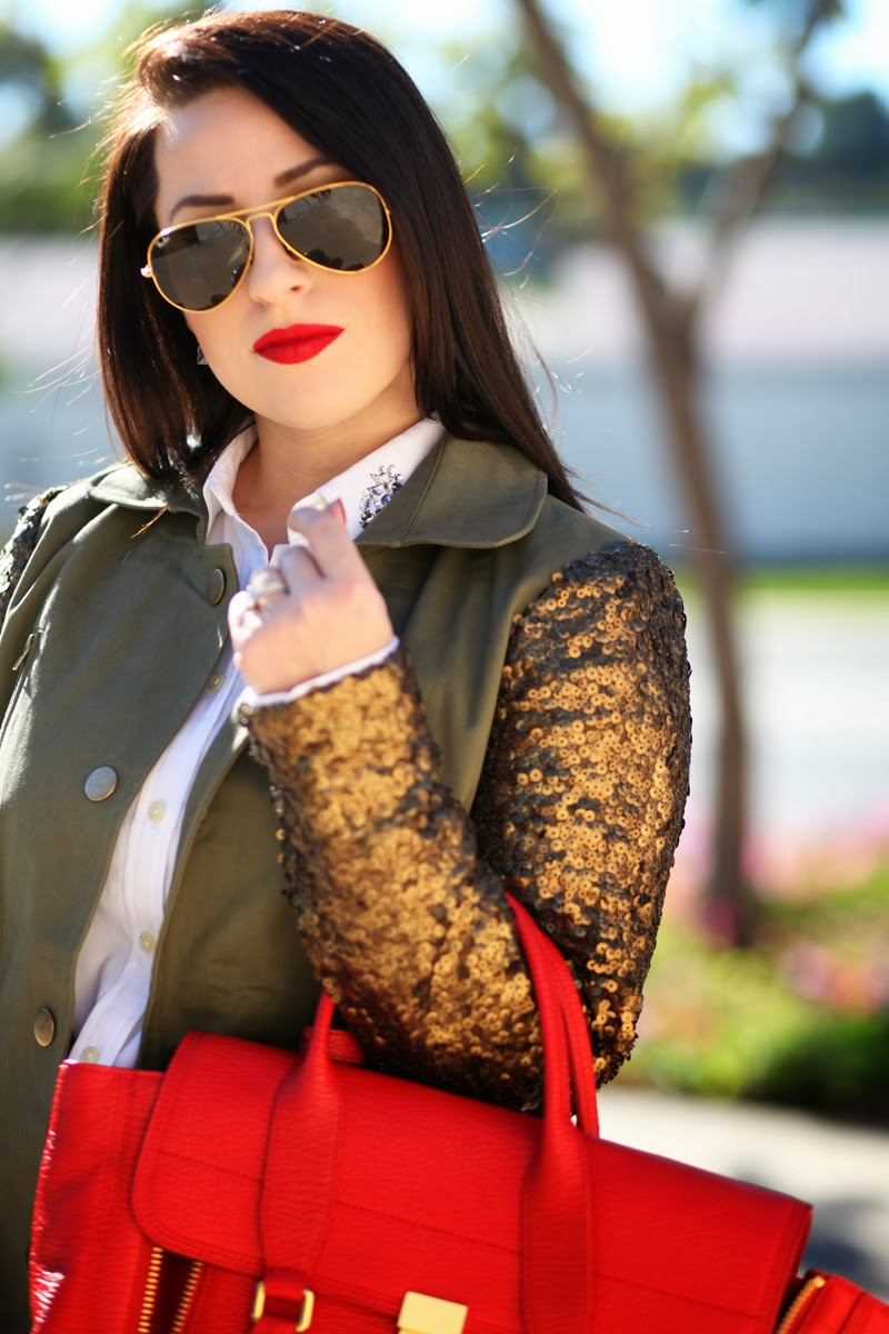 stila-beso-lipstick-sequin-sleeve-jacket-hive-and-honey