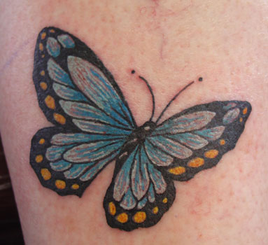 butterfly tattoo pictures for women. Butterfly Tattoos On Wrist