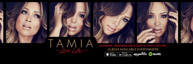 "ORDER ALBUM NOW!!!!!! TAMIA ""LOVE LIFE"""
