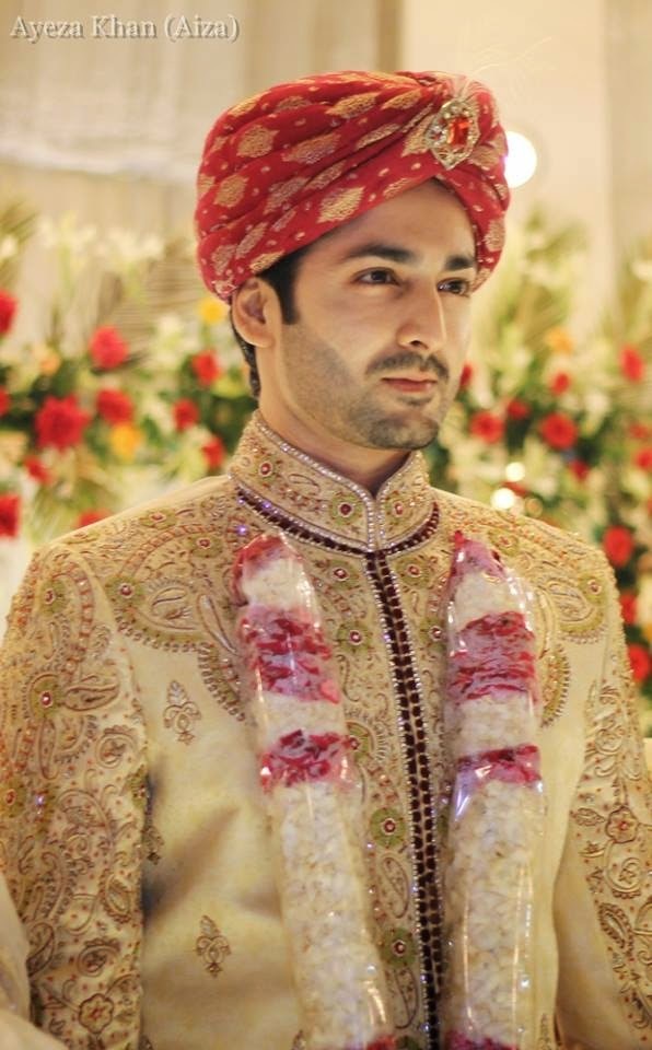 Danish Tamoor Latest Wedding Images