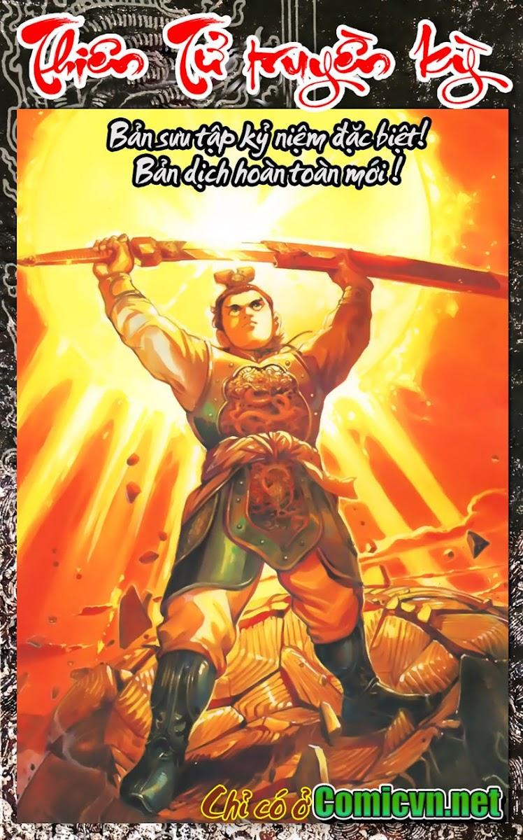 Thiên Tử Truyền Kỳ I - Cơ Phát Khai Chu Bản
