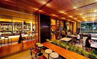 Restaurant bars in Singapore