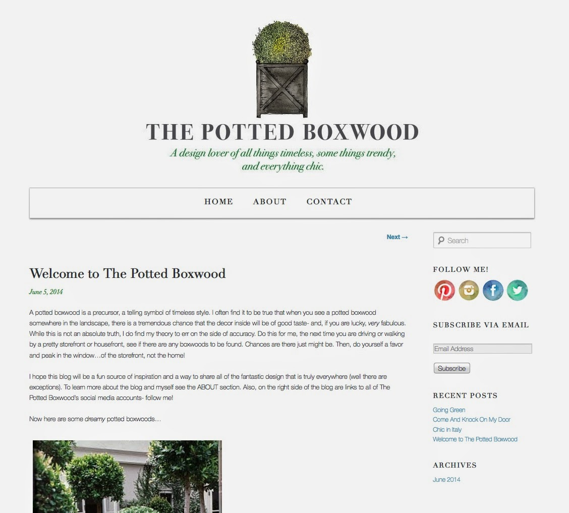 www.thepottedboxwood.com