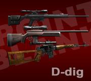 Tips Dan Trick Point Blank Sniper Mode