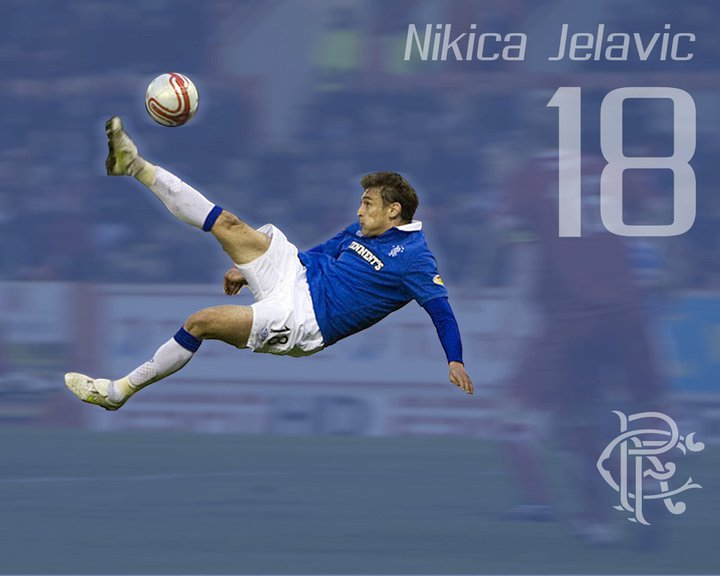 Nikica Jelavic 18